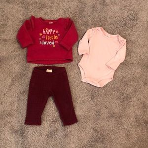 🍂Baby Girls Sweater outfit🍂